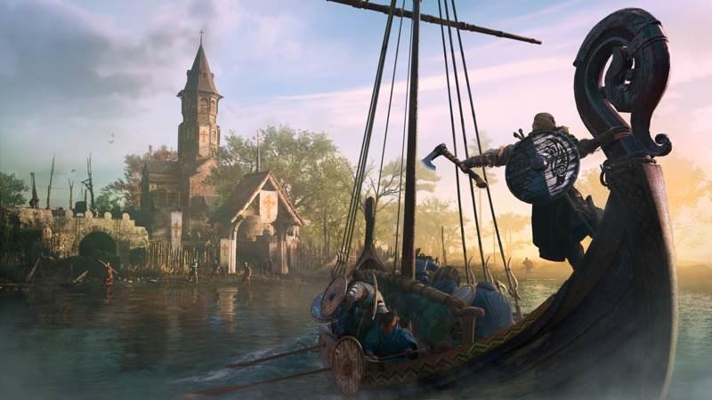 Assassin's Creed Valhalla: Επίσημο, κυκλοφορεί στις 17 Νοεμβρίου 2020