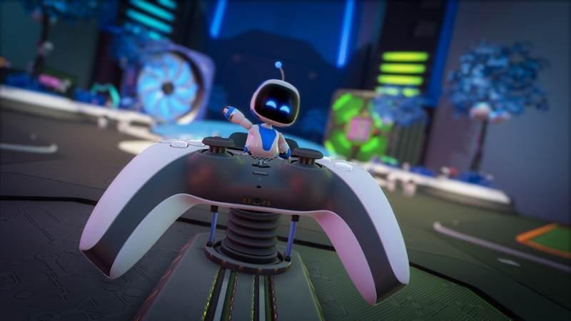 Astro's Playroom: Το προεγκατεστημένο game του PlayStation 5