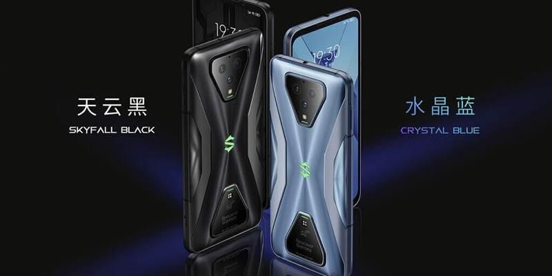 Black Shark 3S: Επίσημα η νέα έκδοση του gaming smartphone με οθόνη 120Hz