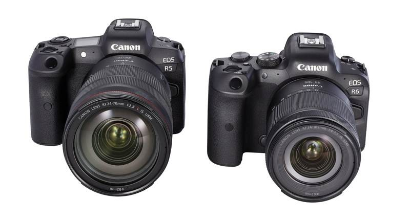 Canon EOS R5 και EOS R6: ασυναγώνιστη απόδοση, ατελείωτη δημιουργικότητα