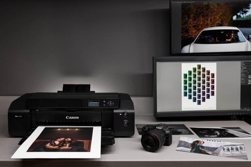 Canon imagePROGRAF Pro-300: Ιδανικός για ημι-επαγγελματίες και επίδοξους φωτογράφους