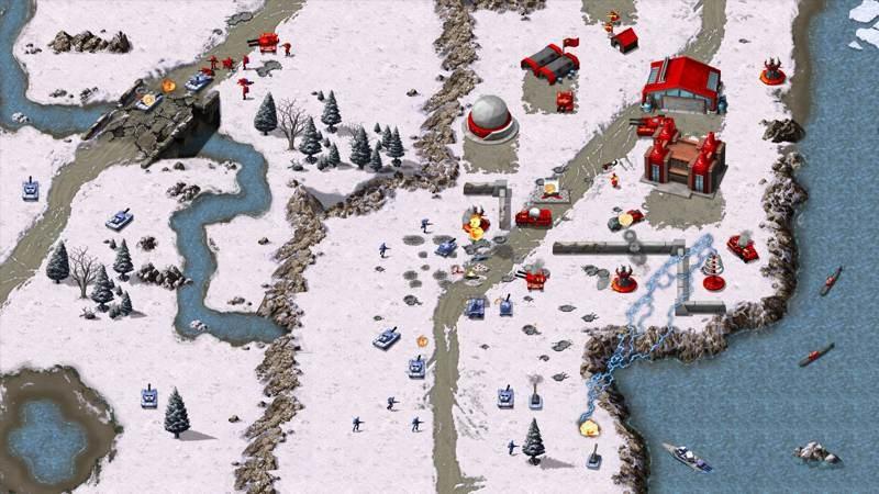 Command & Conquer Remastered Collection: Διαθέσιμο από σήμερα σε Steam και Origin!