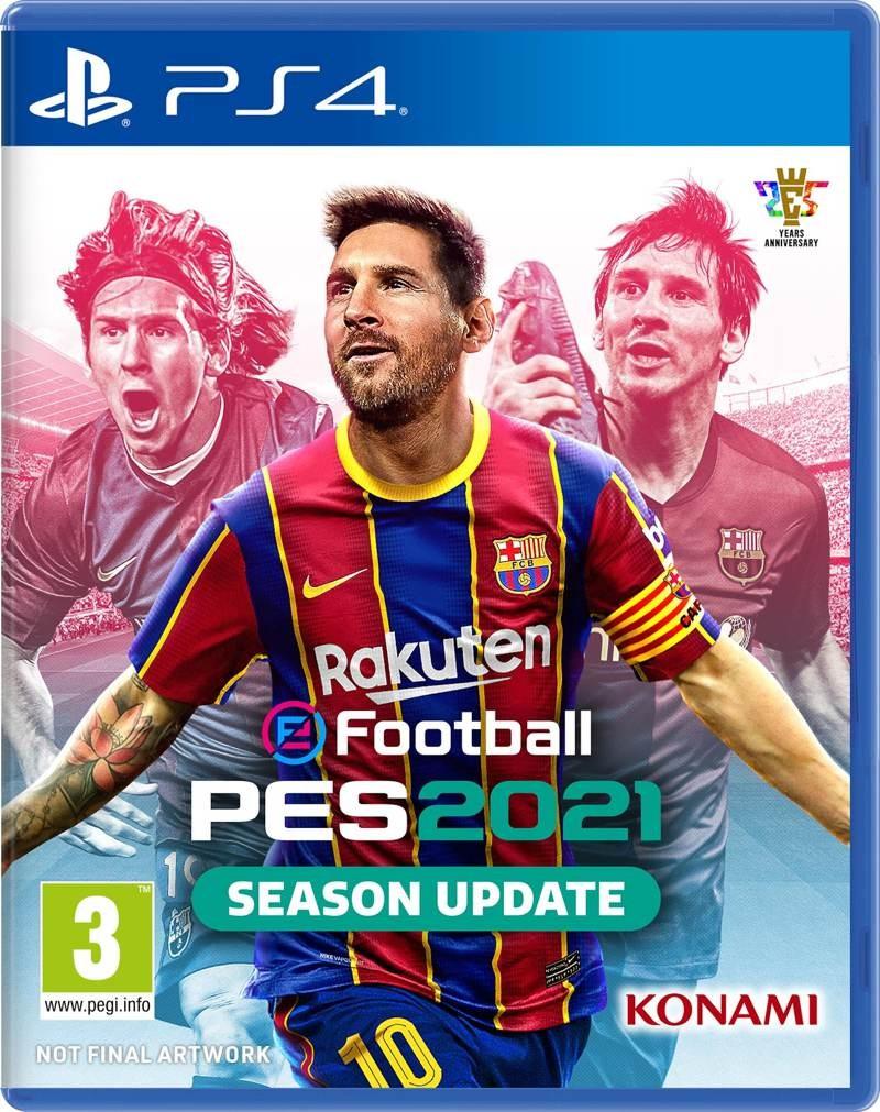 eFootball PES 2021: Κυκλοφορεί στις 15 Σεπτεμβρίου 2020!