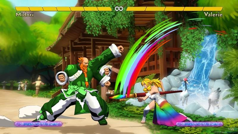 Fantasy Strike: Διαθέσιμο πλέον δωρεάν για όλους το fighting game