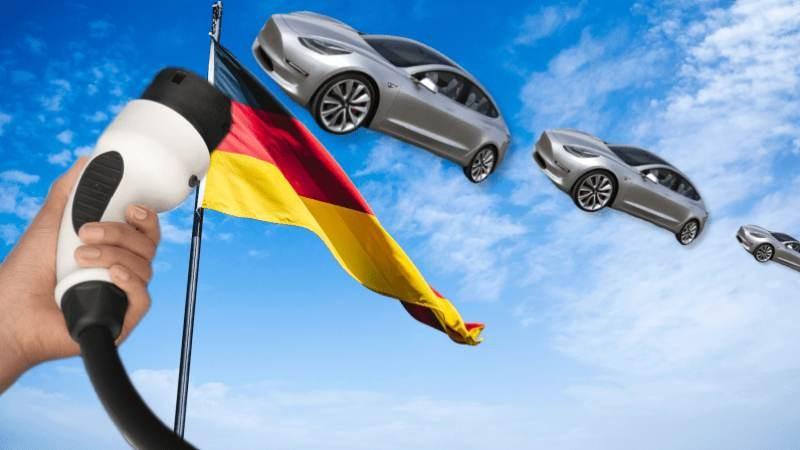 Η Γερμανία θα τοποθετήσει φορτιστές ηλεκτρικών οχημάτων σε όλα τα βενζινάδικα 1