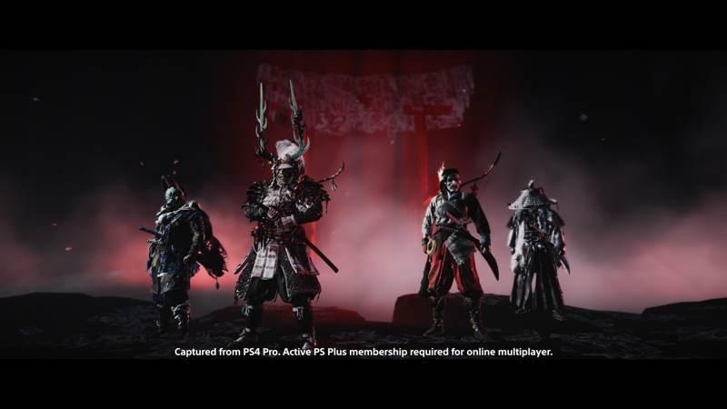 Ghost of Tsushima: Legends, το δωρεάν co-op mode έρχεται το φθινόπωρο