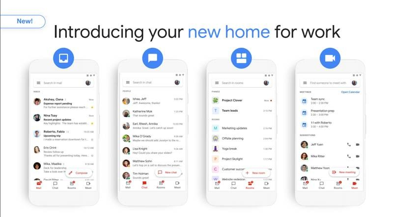 Gmail: Έρχονται νέες αλλαγές στην εμφάνιση και τη λειτουργικότητα