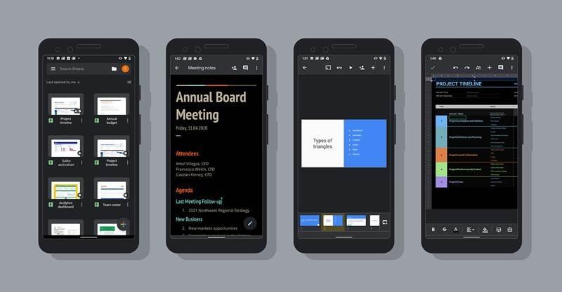 Google Drive: Λανσάρεται από σήμερα το dark mode για συσκευές Android 1