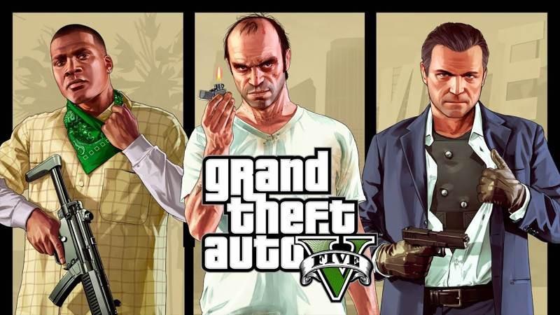 GTA V: Έρχεται σε PS5 και Xbox Series X με σημαντικές αναβαθμίσεις