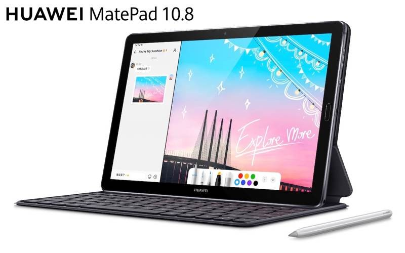 Huawei MatePad 10.8: Η νέα έκδοση με προσιτή τιμή και WiFi 6+