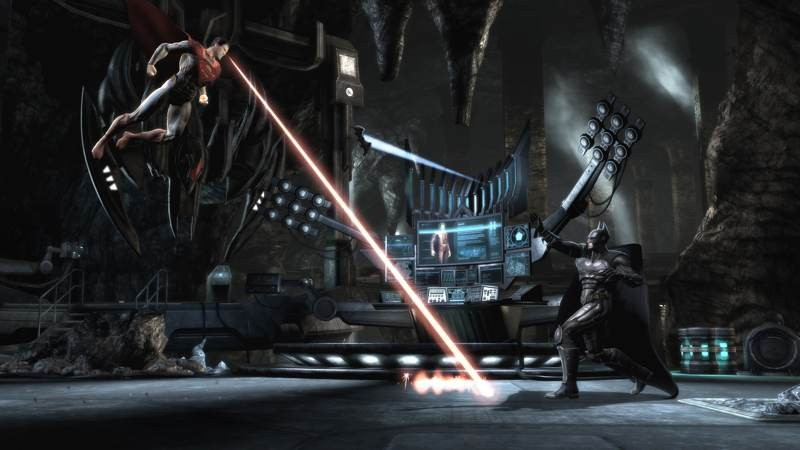 Injustice: Gods Among Us, διαθέσιμο δωρεάν σε PC, PS4 και Xbox