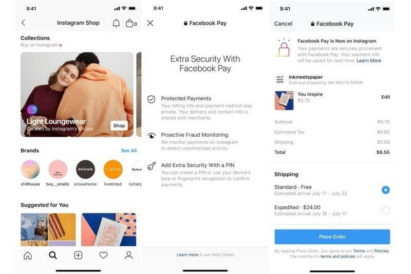 Instagram Shop: Ξεκίνημα για το νέο shopping hub στην εφαρμογή