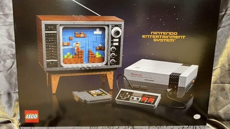 NES φτιαγμένο από LEGO στη νέα συνεργασία των δύο εταιρειών