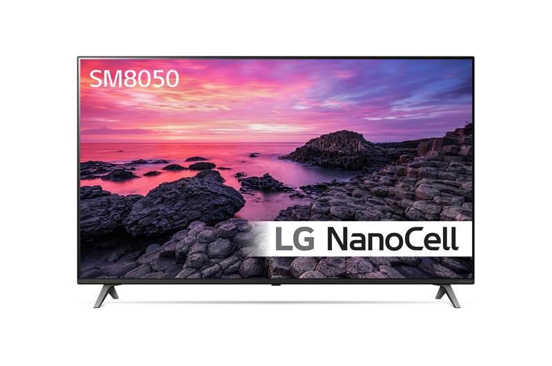 LG SM8050: Νέα σειρά NanoCell TV για ταινίες και gaming