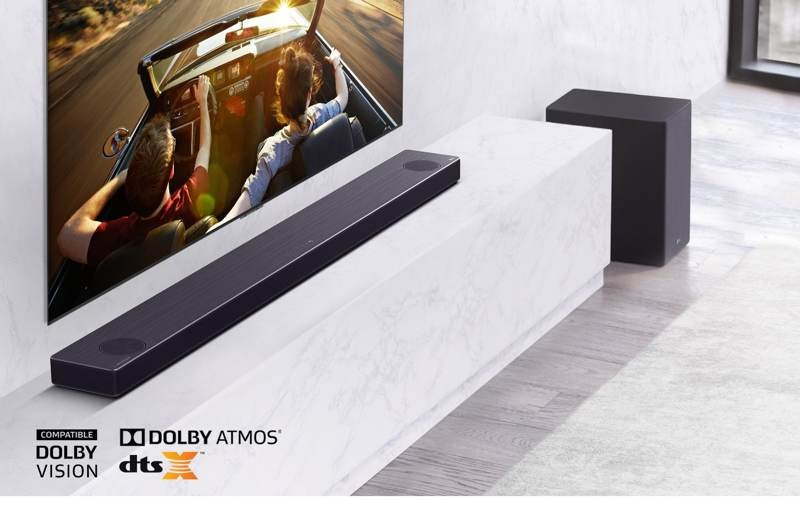 LG SN11R: Το νέο sound bar για απόλυτο κινηματογραφικό ήχο Surround