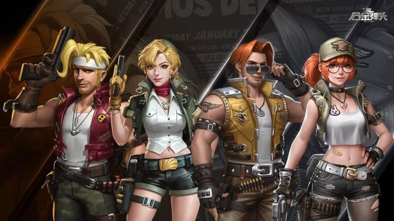 Metal Slug Code: J, πρώτο trailer για το νέο mobile game