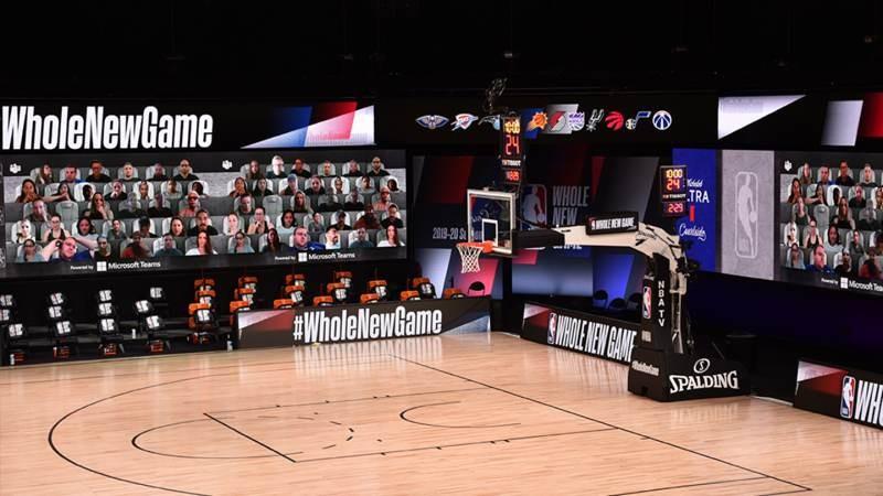 Το NBA ξεκινά με φιλάθλους μέσω...Microsoft Teams!