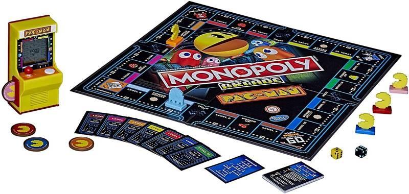 Monopoly Arcade Pac-Man: Νέα έκδοση του επιτραπέζιου με μινιατούρα arcade!