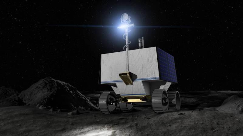 NASA: Η Astrobotic θα μεταφέρει το VIPER rover στη Σελήνη 1