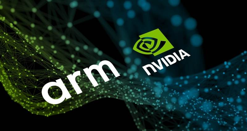 Nvidia: Σε πολύ προχωρημένο στάδιο οι επαφές για την εξαγορά της ARM 1