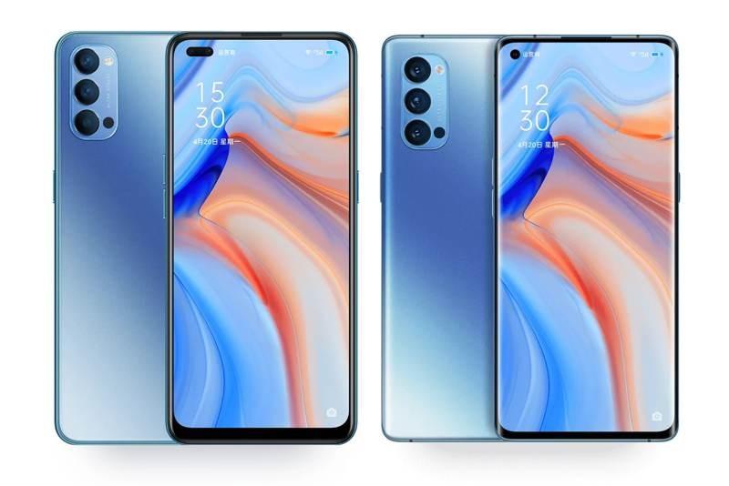 Oppo Reno4 / Reno4 Pro: Επίσημα τα νέα 5G smartphones με φορτιστή 65W 1