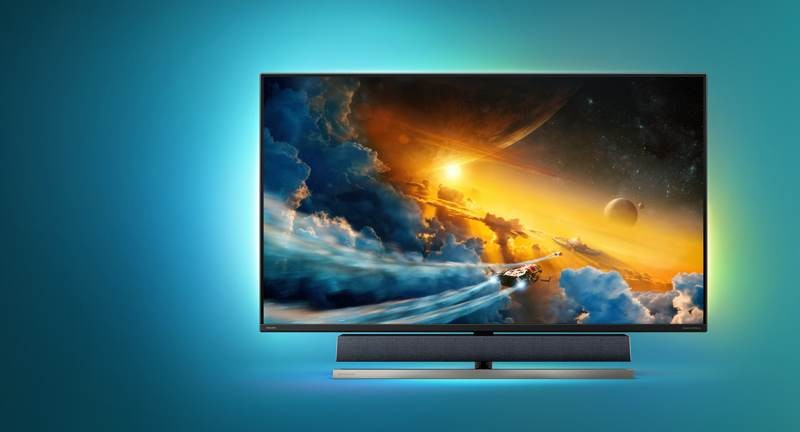 Philips 558M1RΥ: Η μεγαλύτερη οθόνη 55'' βελτιστοποιημένη για gaming