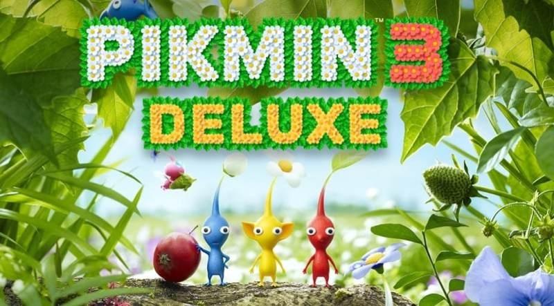 Pikmin 3 Deluxe: Έρχεται στις 30 Οκτωβρίου στο Nintendo Switch 1