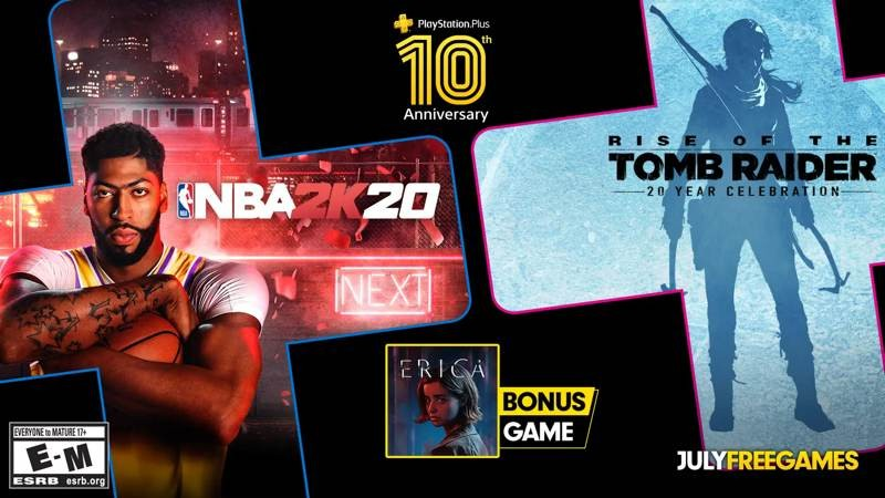 PlayStation Plus: Γιορτάζει 10 χρόνια με πολλές εκπλήξεις