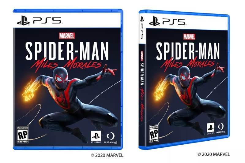 Έτσι θα είναι τα κουτιά των παιχνιδιών του PlayStation 5