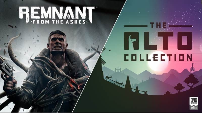 Remnant: From the Ashes και The Alto Collection διαθέσιμα δωρεάν στο Epic Games Store