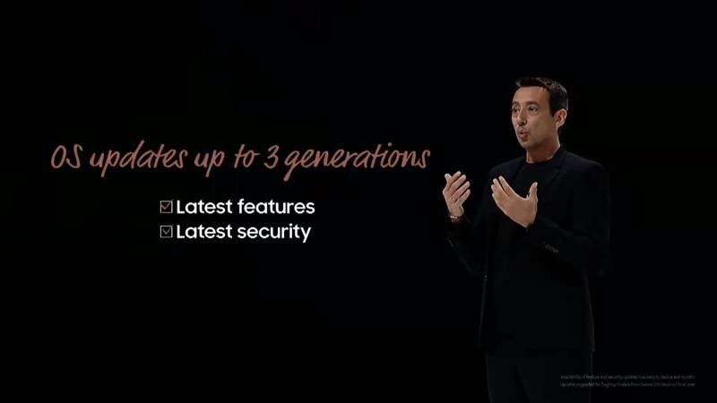 Samsung: Υπόσχεται τρεις μεγάλες εκδόσεις του Android OS για τις νέες συσκευές της
