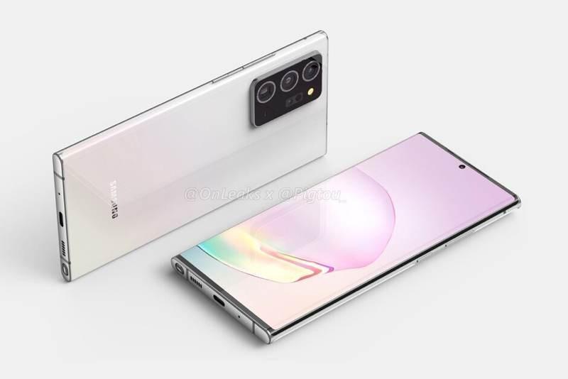 Samsung Galaxy Note 20 Ultra: Πρώτες πληροφορίες για τα τεχνικά χαρακτηριστικά