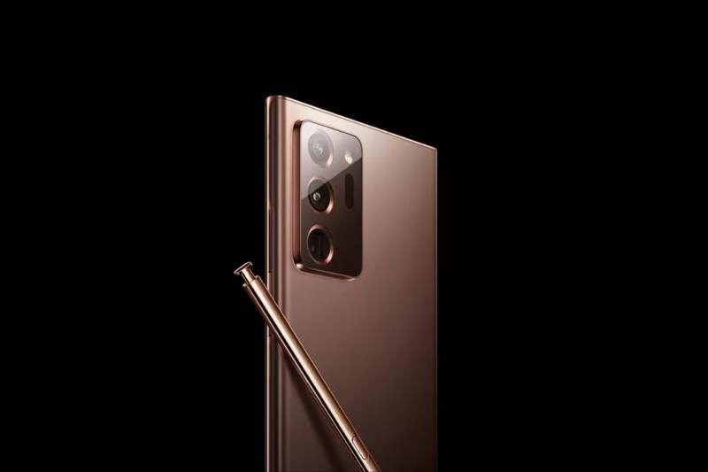 Samsung Galaxy Note 20 Ultra: Επίσημες εικόνες από την ιστοσελίδα της Samsung