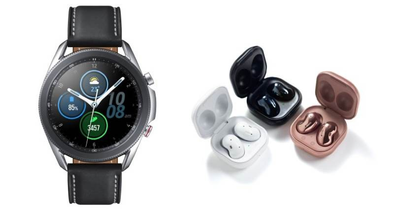 Samsung Galaxy Buds Live και Galaxy Watch3, επίσημα με σημαντικές αναβαθμίσεις 1