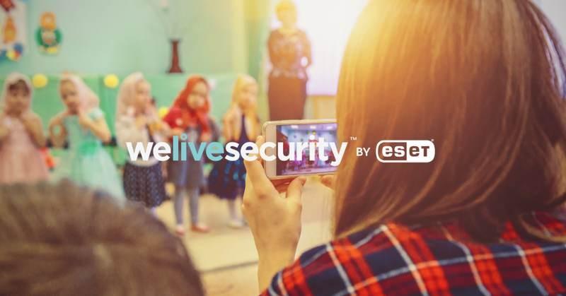 Μεγαλώνοντας παιδιά στην εποχή των social media. Σκέψου πριν κοινοποιήσεις.