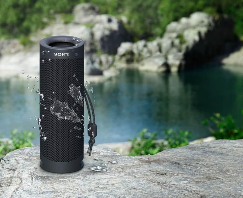 Νέα ασύρματα ηχεία EXTRA BASS από τη Sony
