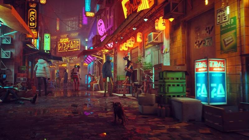 Stray: Ένα πανέμορφο adventure με πρωταγωνίστρια μια γάτα έρχεται στο PS5 1