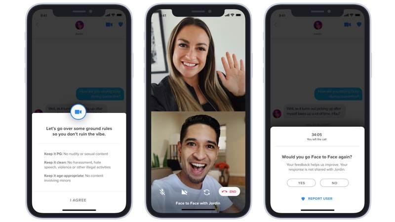 Tinder: Πρόσθεσε λειτουργία video κλήσης στη dating υπηρεσία της
