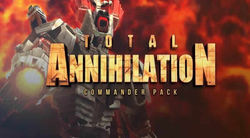 Total Annihilation: Commander Pack, διαθέσιμο δωρεάν στο GOG