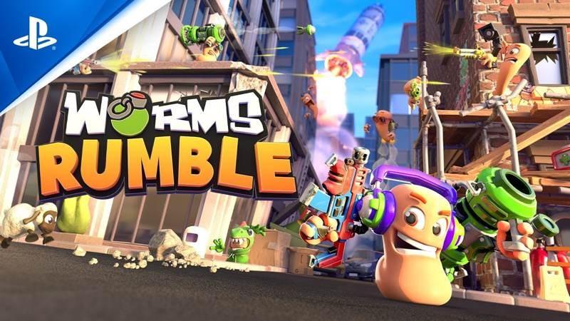 Worms Rumble: Η θρυλική σειρά επιστρέφει με νέο τίτλο για PC, PS4 και PS5!