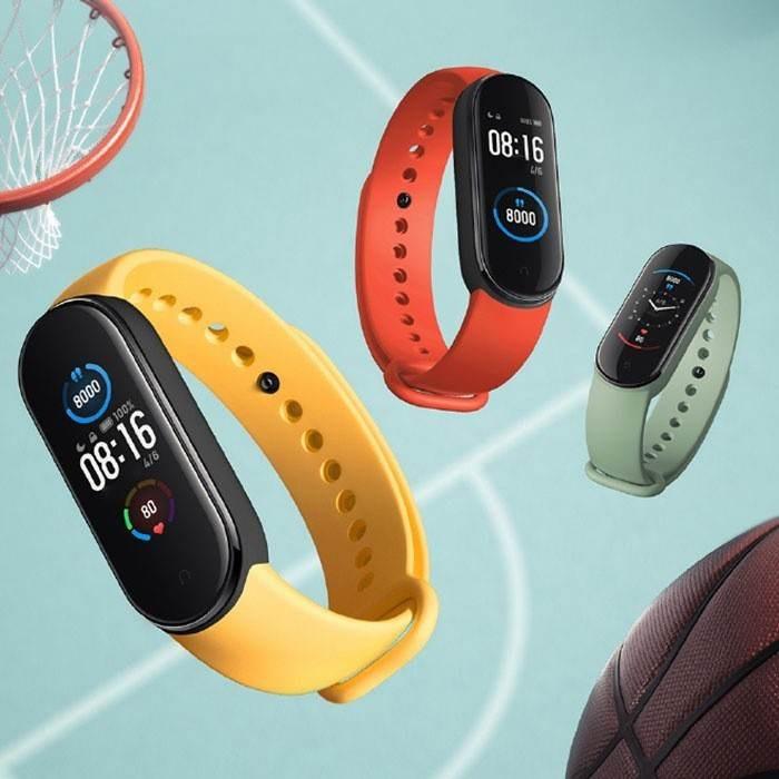 Xiaomi Mi Band 5: Το νέο fitness band διαθέσιμο στα €37 1