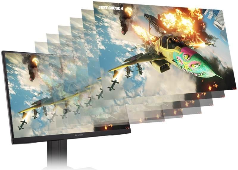 ViewSonic XG2405: Νέο gaming monitor 24'' FHD 144Hz με χρόνο απόκρισης 1ms 1