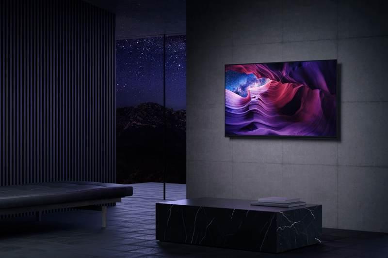 Sony A9 4K HDR OLED: Η μεγέθους 48'' τηλεόραση της σειράς Master διαθέσιμη στα καταστήματα
