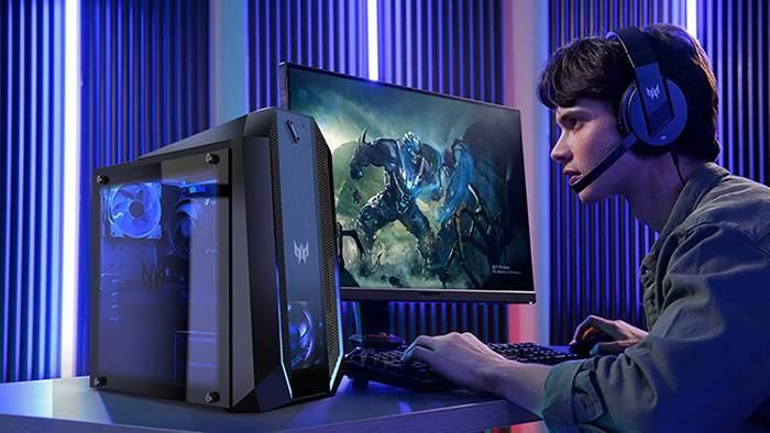 Νέα Acer Predator Orion desktops με τη νέα σειρά GPU NVIDIA GeForce RTX 3000