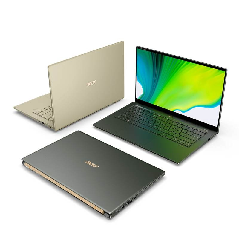 Acer Swift 3 και Swift 5: Επίσημα με Intel Core 11ης γενιάς και πιστοποίηση Intel Evo