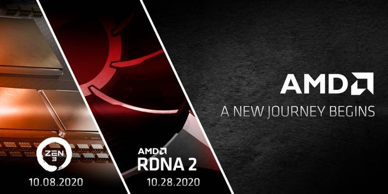 AMD: Νέες CPUs και GPUs σε δύο ξεχωριστά events τον Οκτώβριο