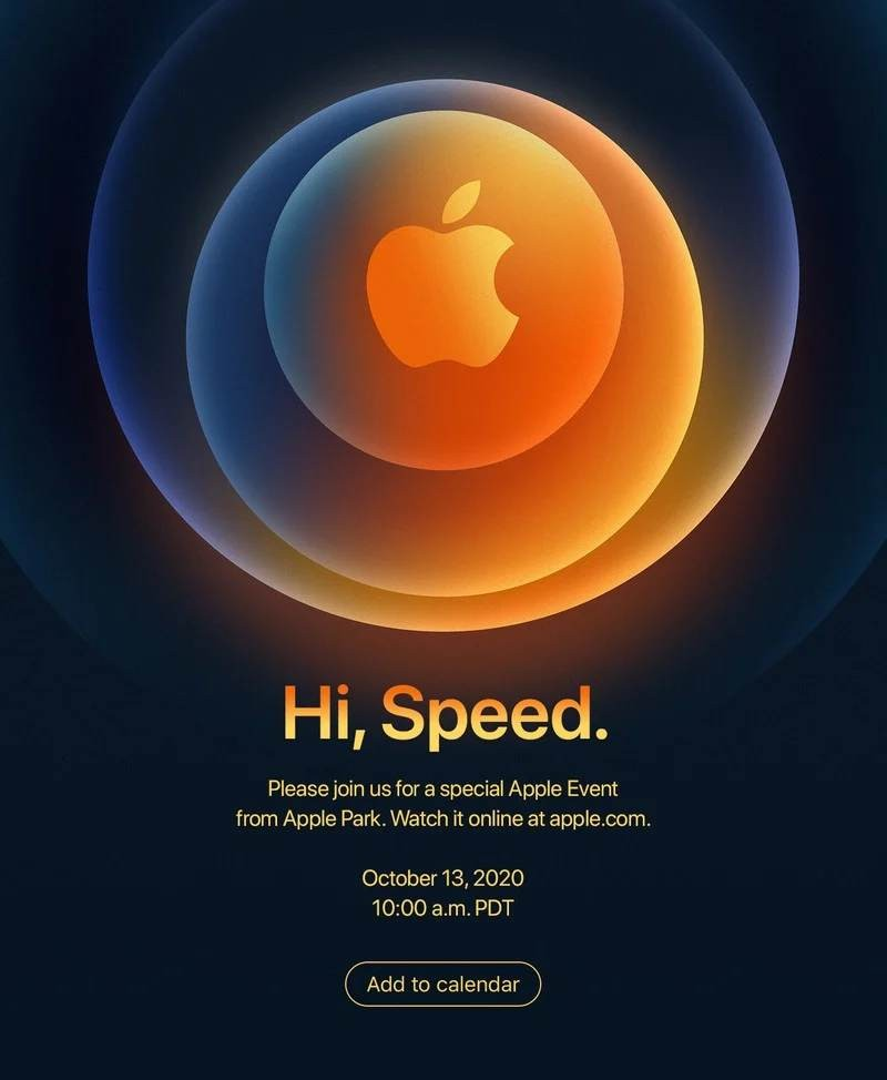 iPhone 12: Παρουσιάζονται επίσημα στις 13 Οκτωβρίου 2020 1