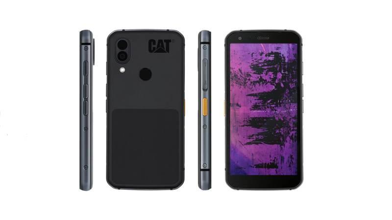 Cat S62 Pro: Με την πιο προηγμένη ενσωματωμένη θερμική κάμερα σε smartphone