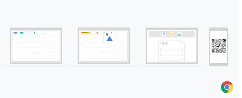 Chrome 85: Διαθέσιμος με 10% βελτίωση, ομαδοποιημένα tabs, επεξεργασία PDF κ.ά.