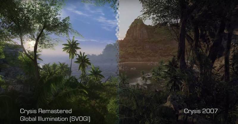 Crysis Remastered: Νέο 8K video συγκρίνει τη νέα έκδοση με την original 1